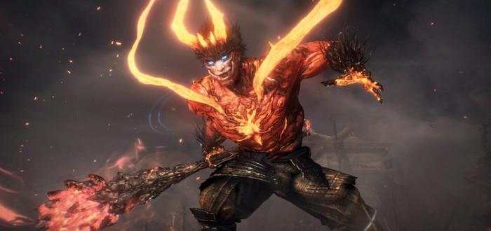 Team Ninja поделилась деталями кооператива Nioh 2