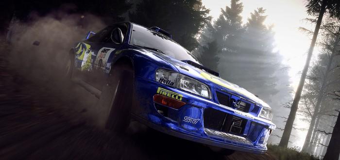 Для DiRT Rally 2.0 выйдет DLC с карьерой Колина Макрея