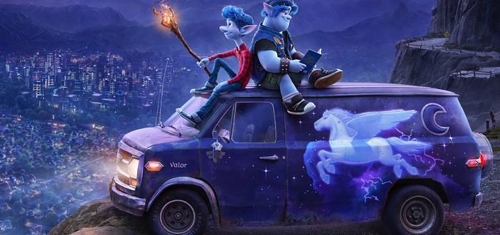 """Художница подала в суд на Disney за дизайн фургона из мультфильма """"Вперед"""""""