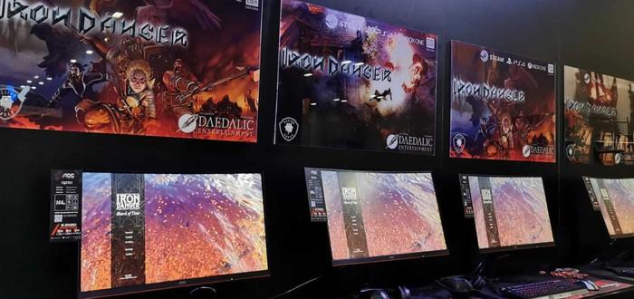 Тактическая ролевая игра Iron Danger выйдет 26 марта