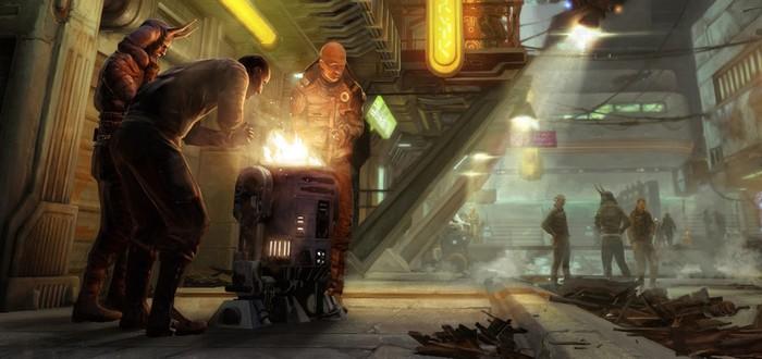 В сети обнаружили 10-минутный отрывок отмененного сериала Star Wars: Underworld