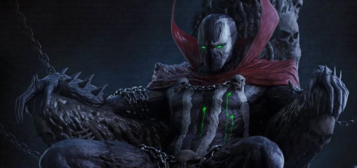 Первый геймплей Спауна из Mortal Kombat 11 дебютирует в начале марта