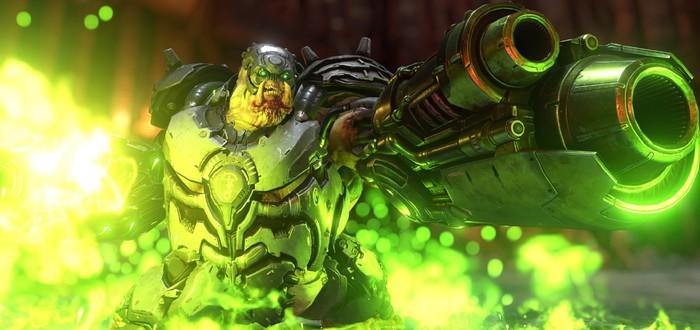 В Doom Eternal будет бесплатный боевой пропуск