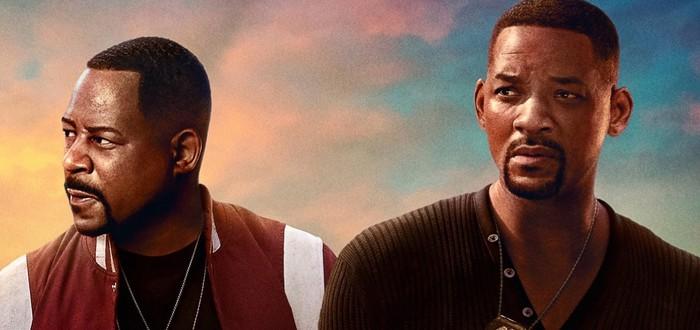 """Box Office: """"Плохие парни навсегда"""" лидируют в США"""