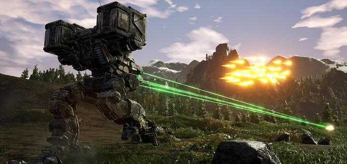 Первое платное DLC для MechWarrior 5 выйдет в апреле