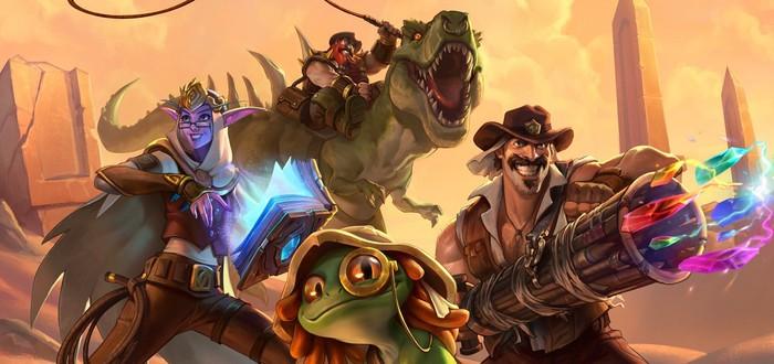 Главные разработчики Hearthstone работают над секретной игрой в Blizzard