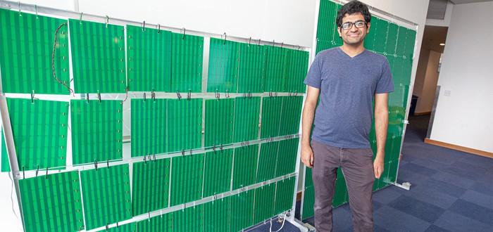 """В MIT разработали """"умную поверхность"""" десятикратно усиливающую сигнал Wi-Fi"""