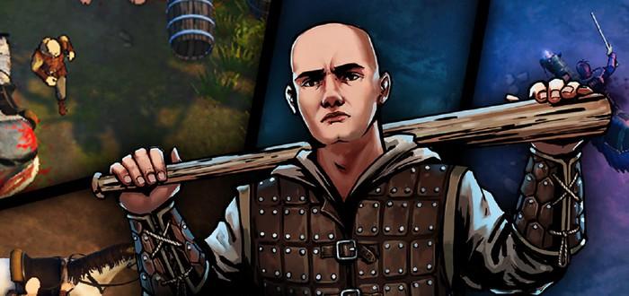 Великая кража лошади — 24 минуты геймплея средневековой GTA Rustler