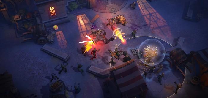 Командный экшен Darksburg выйдет в раннем доступе Steam 12 февраля