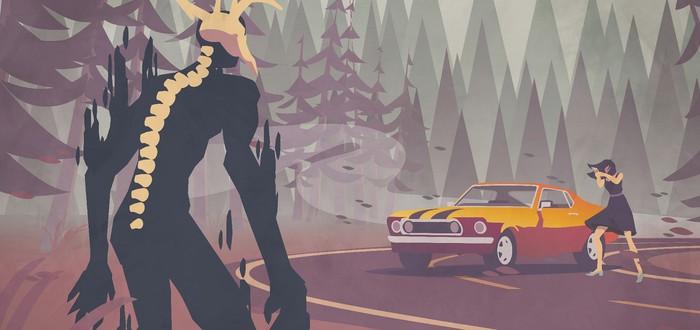 Смесь GTA и Лавкрафта — трейлер изометрической Dead Static Drive