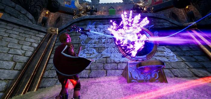 Квиддич на метлах — Broomstick League выйдет в Steam в марте