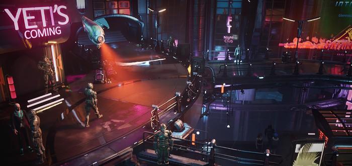 Дикий Запад внутри киберпанка: Новый видеодневник разработки Gamedec