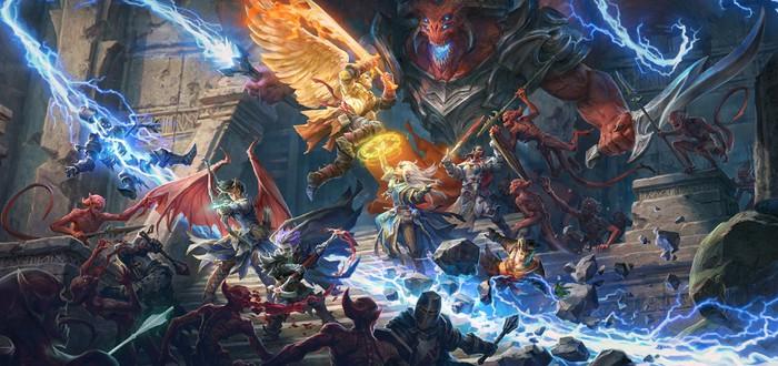 Owlcat Games собрала нужную сумму на Pathfinder: Wrath of the Righteous