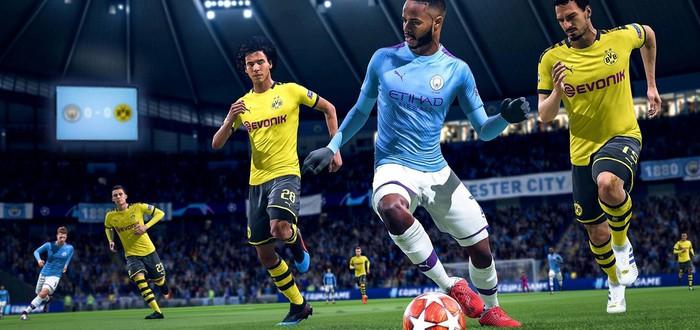 UK-чарт: FIFA 20 вновь лидирует