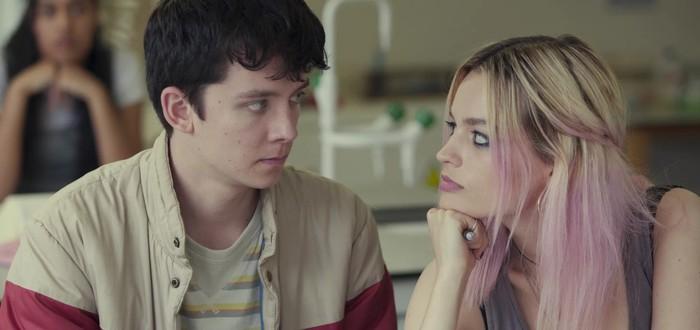 Netflix продлил Sex Education на третий сезон