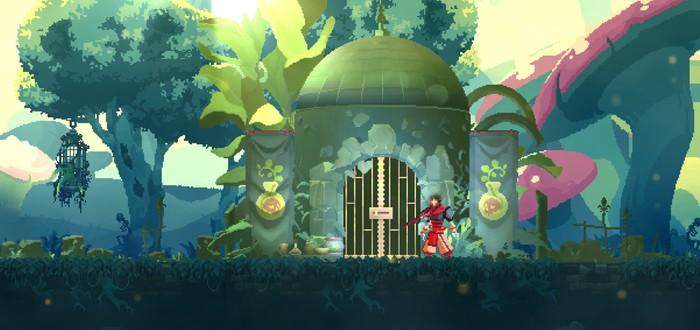 Анимационный трейлер к релизу дополнения The Bad Seed для Dead Cells