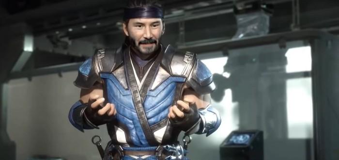 Deepfake: Голливудские звезды в роли бойцов Mortal Kombat 11