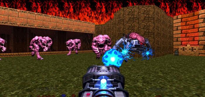 Вышел HD-набор улучшенных ИИ текстур для Doom 64 и Quake 64