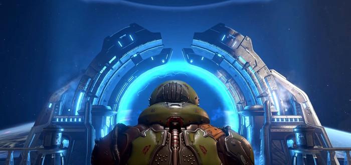 Новый обзорный трейлер Doom Eternal