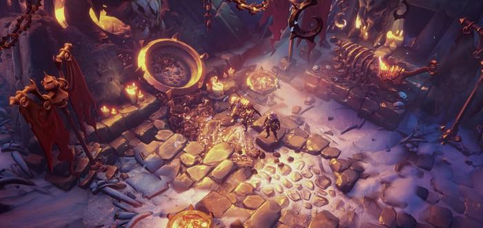 Релизный трейлер Darksiders: Genesis для PS4, Xbox One и Nintendo Switch
