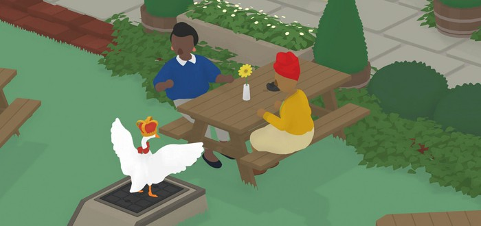D.I.C.E. Awards 2020: Untitled Goose Game названа игрой года