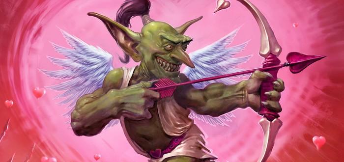 Романтический конкурс World of Warcraft с призом — коллекционным изданием на 15-летие