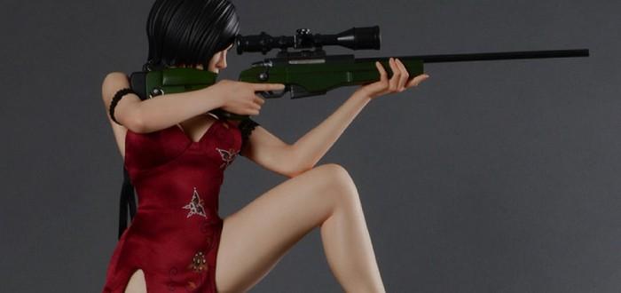 Открылись предзаказы откровенной фигурки Ады Вонг из Resident Evil 2