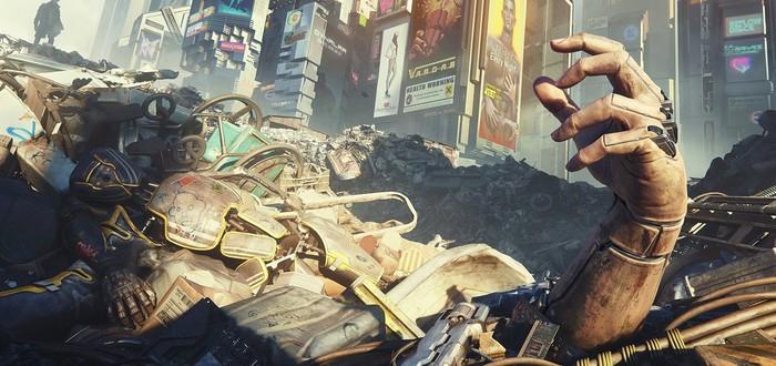 Nvidia выпустит видеокарту в стиле Cyberpunk 2077