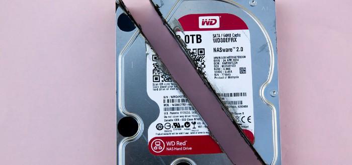Почти все новые ноутбуки Западной Европы оснащены SSD