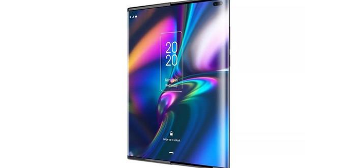 Утечка: TCL разрабатывает гибридный смартфон с выдвижным экраном