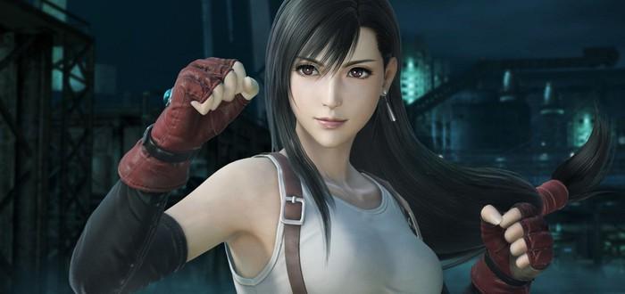 Ремейк Final Fantasy VII займет 100 ГБ