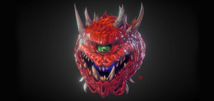Это злой демон — Софтклабу отказали в производстве мягкой игрушки к релизу DOOM Eternal