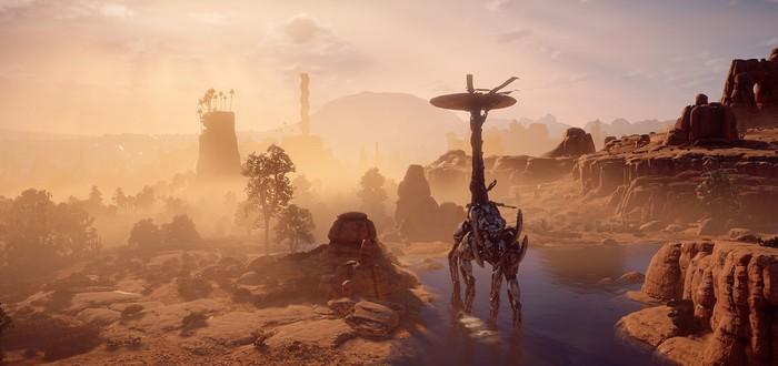 Что известно о Horizon: Zero Dawn на PC
