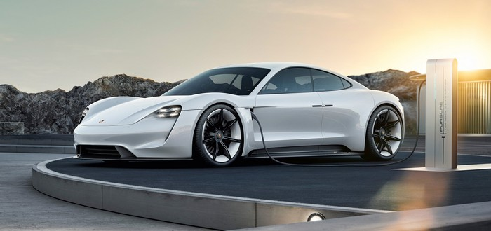 Билл Гейтс купил себе электрический Porsche Taycan вместо Tesla