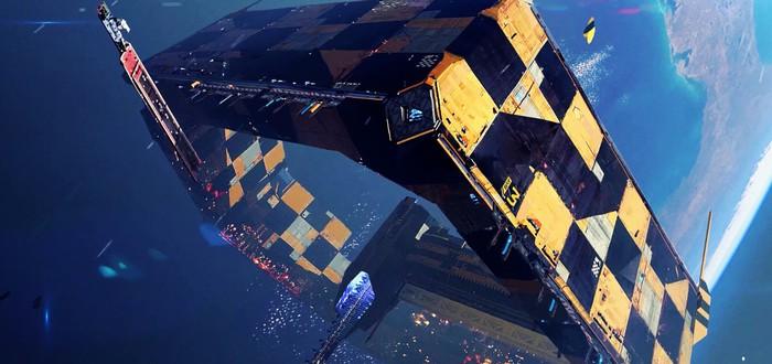 Разработчики Homeworld анонсировали симулятор утилизатора космических кораблей Hardspace: Shipbreaker
