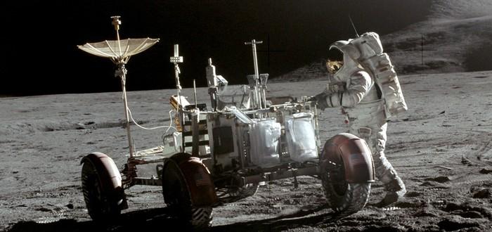 Нейросеть улучшила видеозапись американцев на Луне до 4K и 60 fps