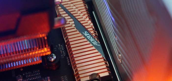Эксперимент: Игроки назвали обычный SSD более быстрым, чем NVMe