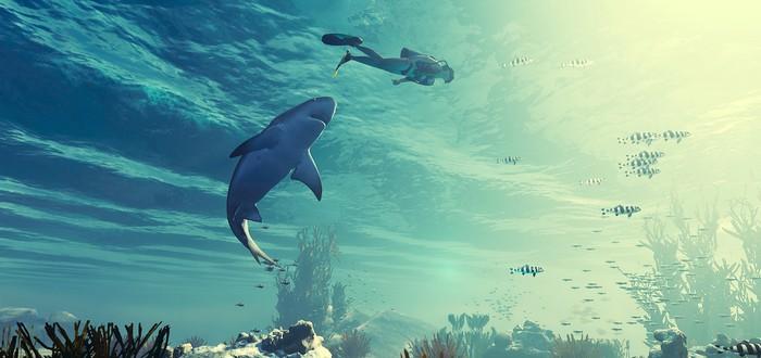 Акула-убийца охотится на людей в новом геймплее Maneater
