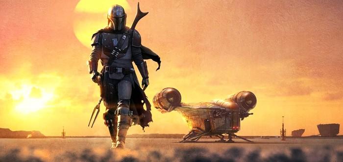 """Unreal Engine, декорации и инновационный экран в видео со съемок """"Мандалорца"""""""