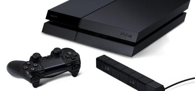PlayStation 4 со всех сторон
