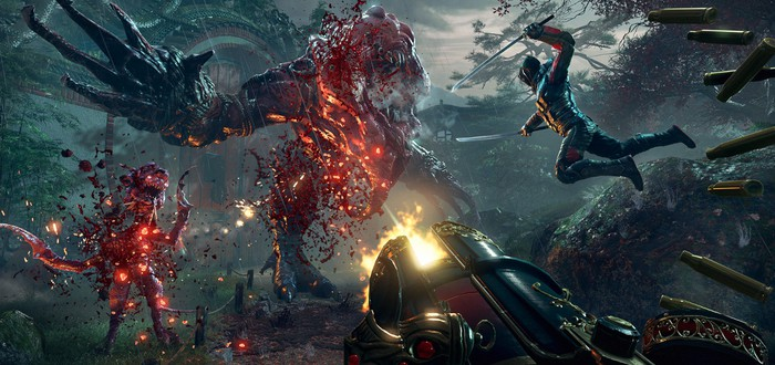Разработчики Shadow Warrior анонсируют два ААА-тайтла в этом году