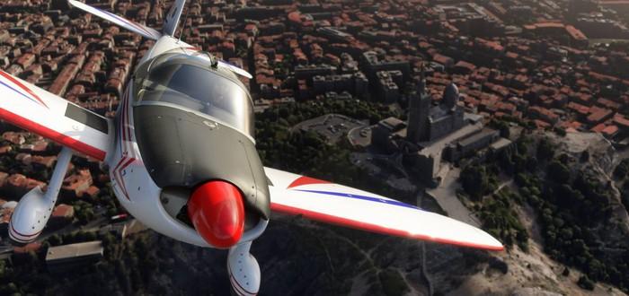 В Microsoft Flight Simulator будут все аэропорты Земли — 37 тысяч из них отредактированы вручную