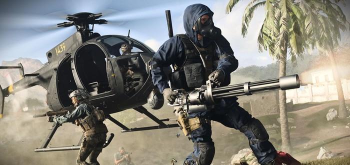 Activision потребовала от Reddit раскрыть пользователя, слившего арт и меню Call of Duty: Warzone