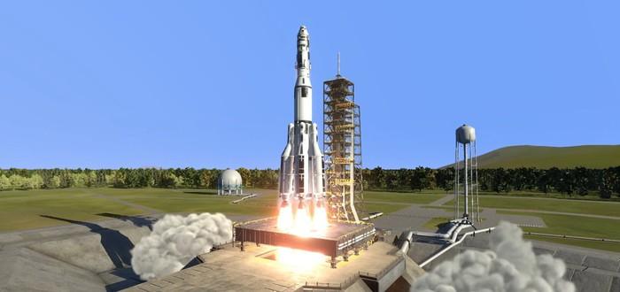Новые типы двигателей и топлива в дневнике разработчиков Kerbal Space Program 2