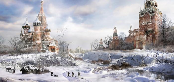 Фантастические миры: Vladimir Manyukhin