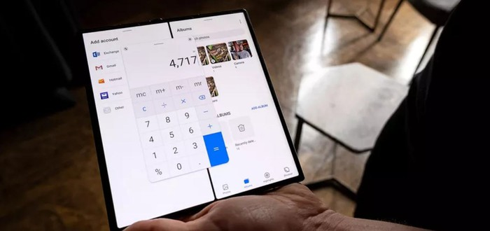 Huawei представила складной смартфон Mate XS с более прочным дисплеем
