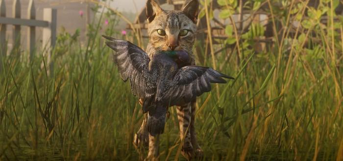 Видео: Чем занимаются животные в Red Dead Redemption 2