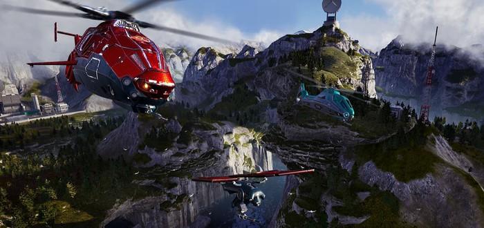 Скоро начнется бета мультиплеера вертолетного симулятора Comanche