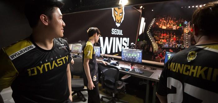 Южнокорейские матчи Overwatch League тоже отменены из-за коронавируса