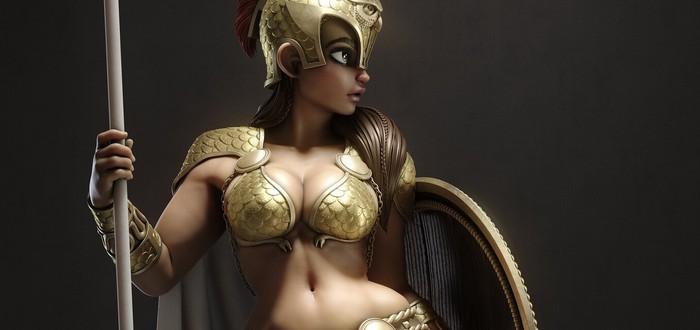 Посмотрите на этих пышных богинь древнего мира